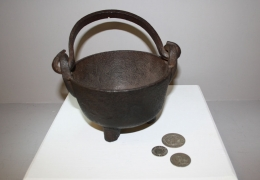 The Cauldron & Coins